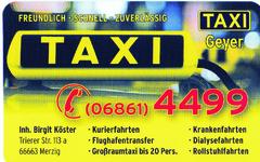 Taxi Geyer